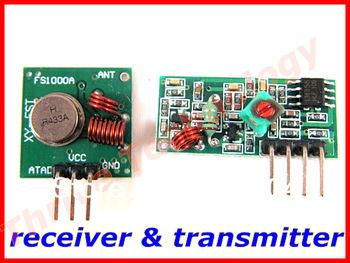 MX-FS-03V 433M RF transmitter receiver جفت