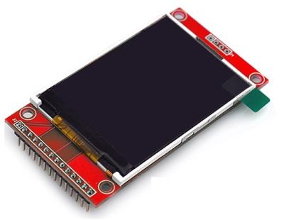 B19 SPI 2.4-inch LCD with touch